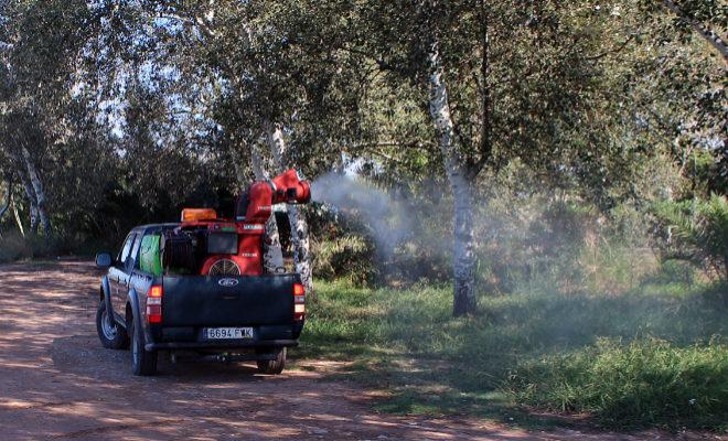 La Generalitat concede ahora 86.000 euros a 46 pueblos para luchar contra el mosquito