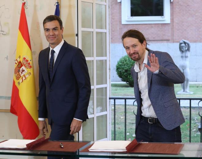 ESPAÑA: La subida masiva de impuestos del Gobierno de Sánchez y Podemos sí afectará a la clase media