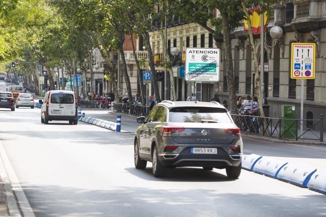 Manuela Carmena no cede con la restricción de Madrid Central