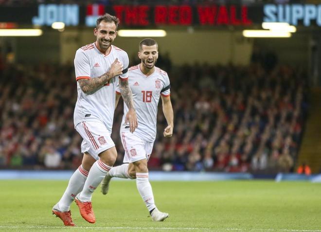 Un paseo de España por Cardiff (1-4)