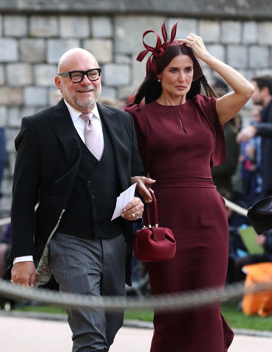 La actriz ha sido una de las celebes que se ha rendido ante Nina,...