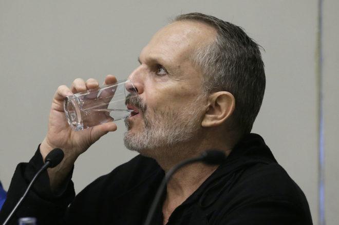 Miguel Bosé, en una foto de archivo.
