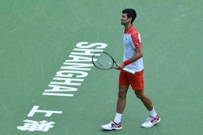 Djokovic-Zverev y Federer-Coric, semifinales en el Master 1000 de Shanghái