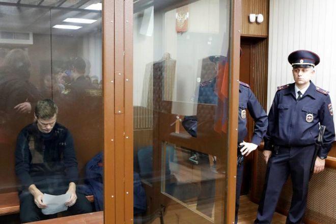 Kokorin y Mamáev, dos estrellas en la cárcel escalofriante de Butirka