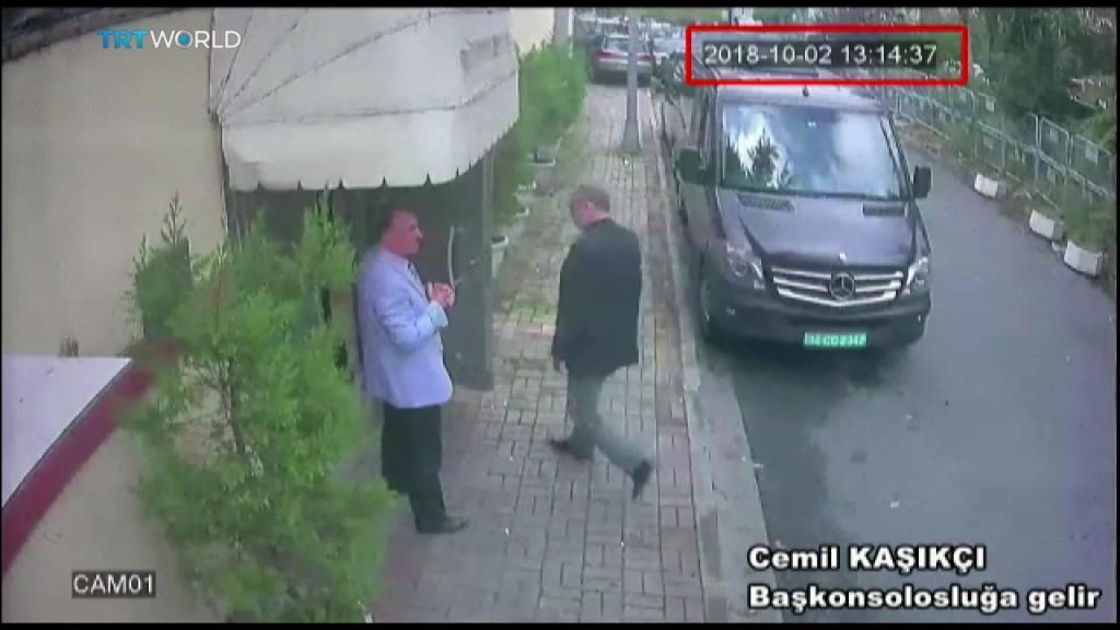 Hay grabaciones del asesinato de Khashoggi, según el 'Post'