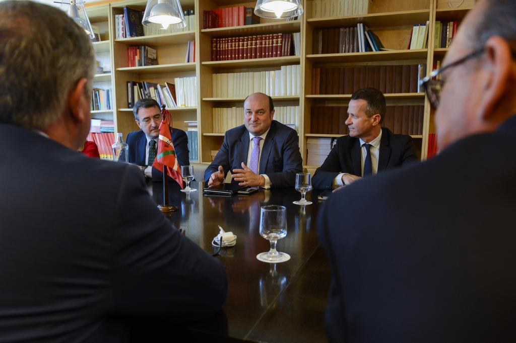 """El PNV primará la """"estabilidad"""" del Gobierno al negociar los Presupuestos"""