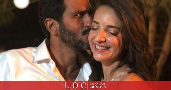 La boda y el amor secreto del actor judío y la periodista musulmana