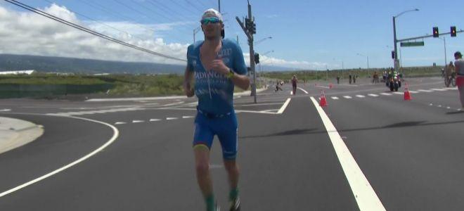 El vegetariano Patrick Lange devora el Ironman de Hawai