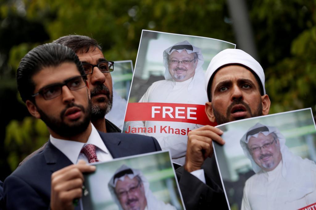 La prometida de Khashoggi: