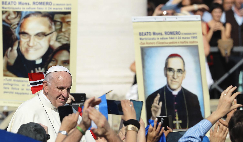El Papa del diálogo y el obispo de los pobres, los santos preferidos de Francisco