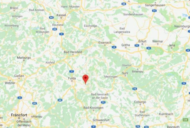 Tres muertos en Alemania tras el accidente de un pequeño avión Cessna que cayó sobre un grupo