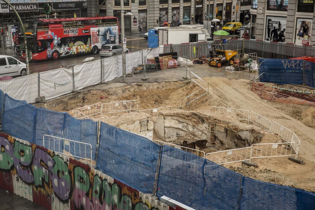 brillo encantador precio bajo diferentemente El riesgo de inundación del Metro duplica el coste del acceso al ...