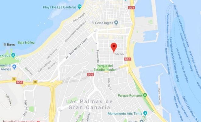 Detenido un hombre tras hallarse los cadáveres de sus padres en Las Palmas de Gran Canaria