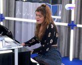 Amaia, ganadora de 'Operación Triunfo 2017', cantó 'Quédate en...