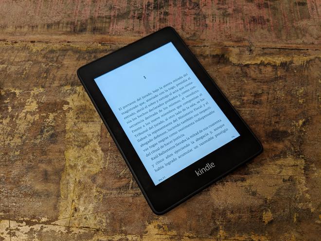El nuevo Kindle Paperwhite llega a Amazon el 7 de noviembre