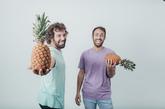 De izquierda a derecha, Eric Griso y Arnau Blanch, los componentes de...