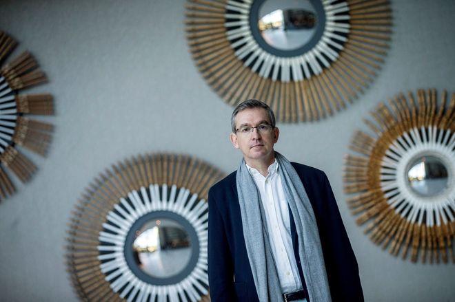 El escritor valenciano, ganador del Premio Planeta 2018.