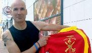 José Manuel Arcos, el guardia civil asesinado en Granada
