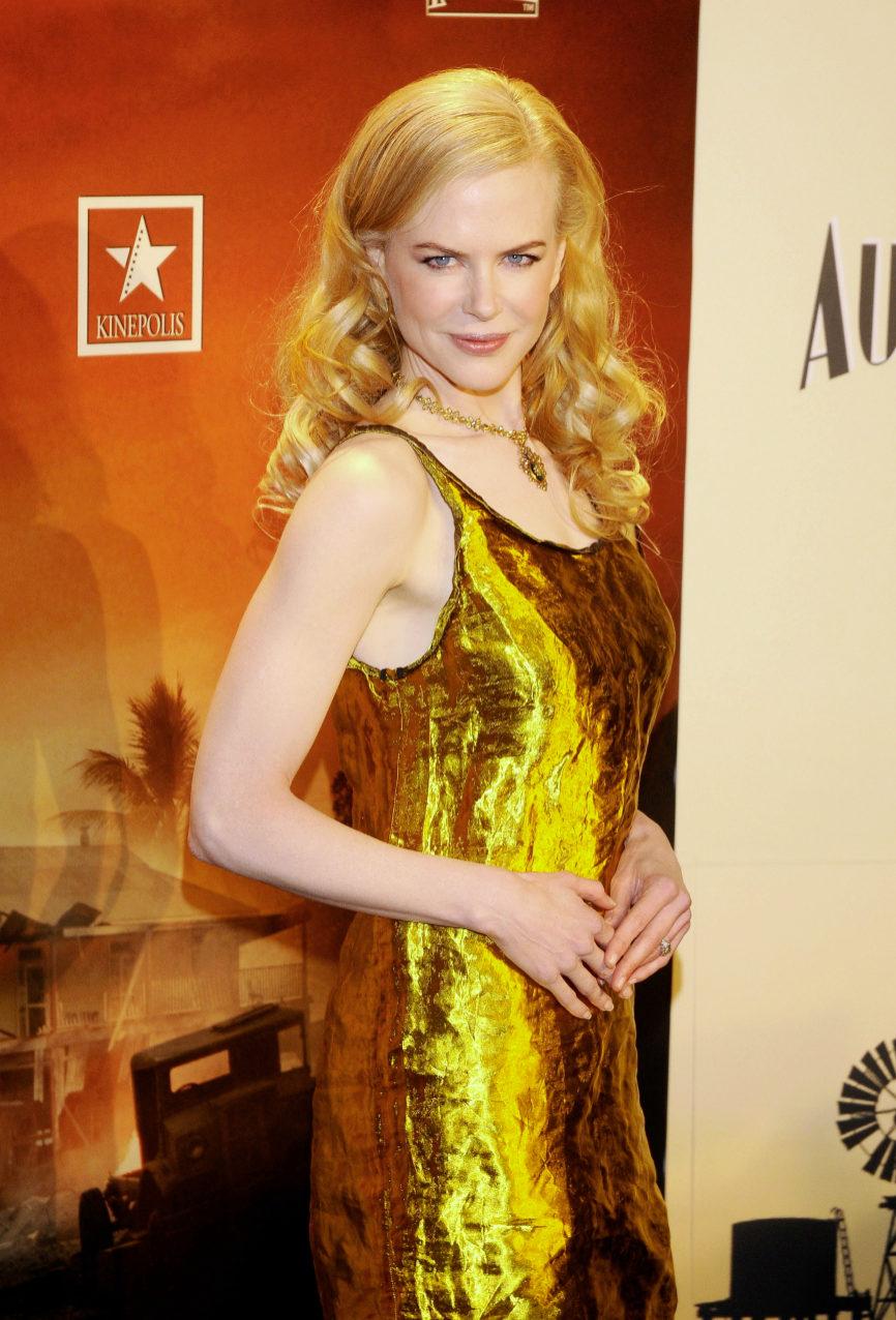 Tom Cruise 'salvó' a Nicole Kidman de sufrir acoso sexual