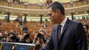 """Sánchez apoya """"subir impuestos"""" a los ricos y asegura que sus cuentas serán legales"""