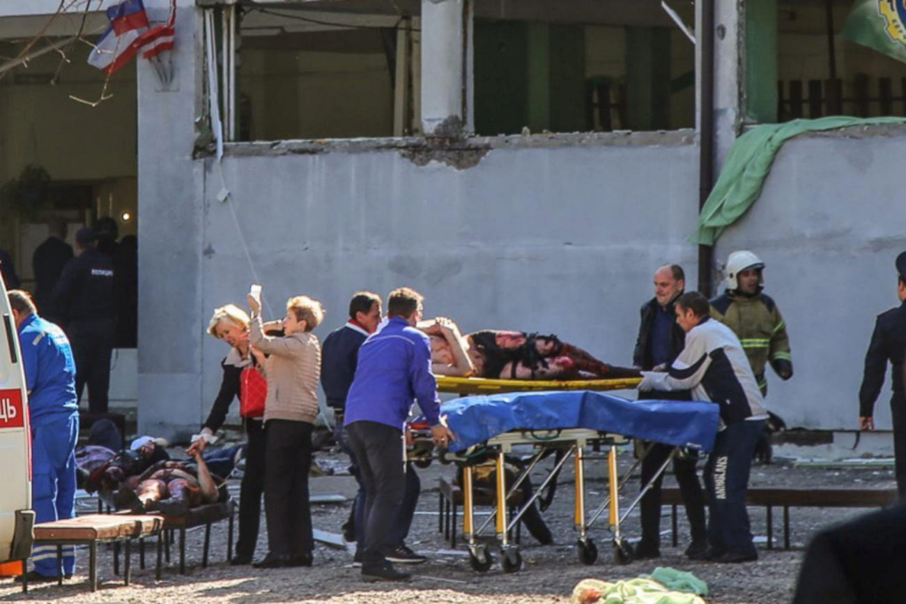 Rusia ha calificado el ataque como terrorista.