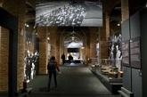 La exposición de Auschwitz en Madrid acercó a España los horrores...