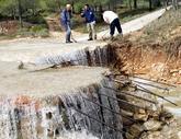 Efectos de la última gota fría que asoló el Mediterráneo en el...