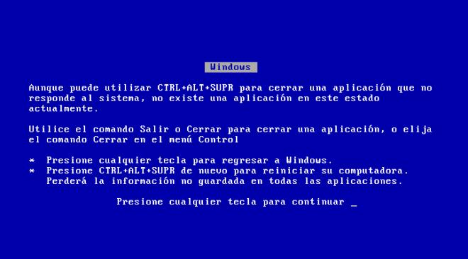 La historia tras Ctrl+alt+supr las teclas para resucitar a tu ordenador cuando se queda bloqueado