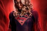 Melissa Benoist en la imagen promocional de la temporada 4 de la serie...