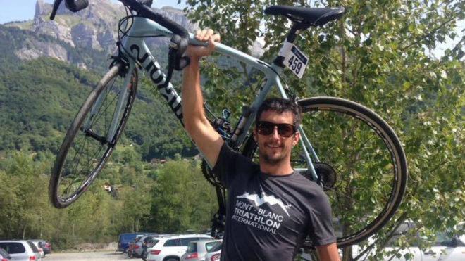 La madre del ciclista asesinado en los Alpes: