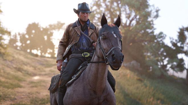 Trailer de lanzamiento de Red Dead Redemption 2