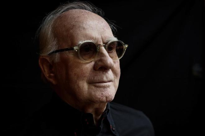 El ex presidente de la SGAE, este jueves en Madrid
