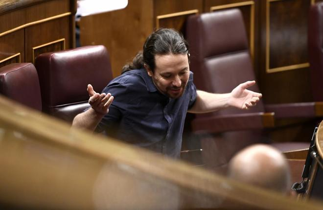 """Pablo Iglesias: """"A España le conviene ser el primer país europeo en legalizar el cannabis"""""""