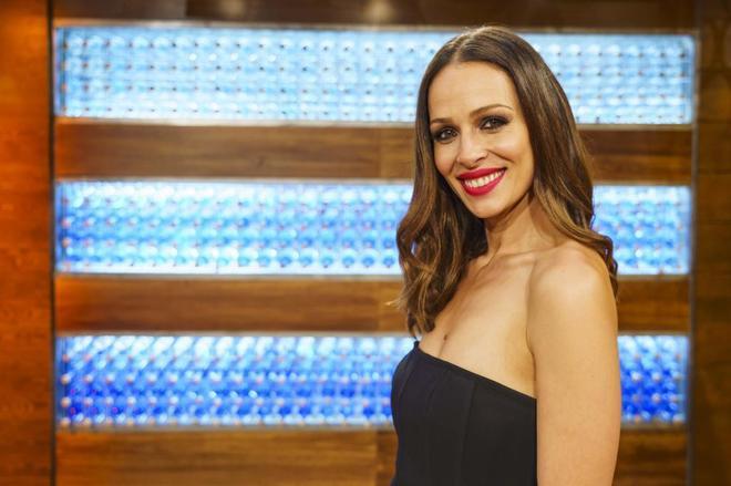 Eva González, la presentadora de la nueva etapa del programa 'La voz' en Antena 3.
