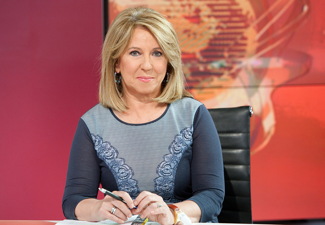 La periodista de TVE Alicia G. Montano.