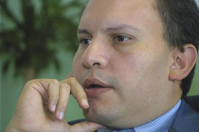 El ex viceministro de Energía Eléctrica de Venezuela, Nervis Villalobos.