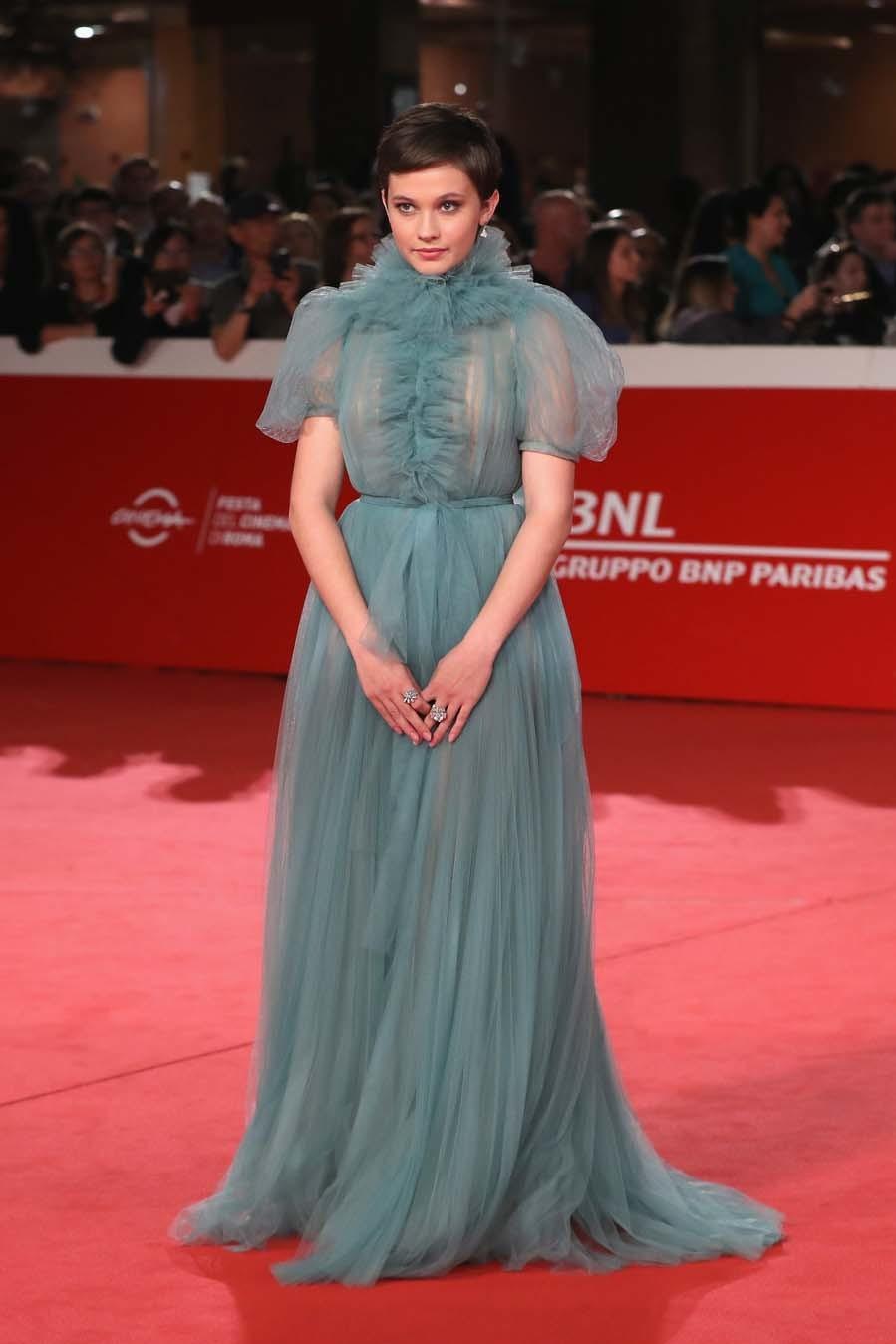 Cailee Spaeny - Las mejor vestidas de la semana