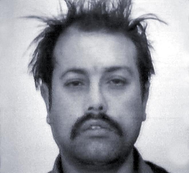 El pederasta de Astillero, en una imagen policial del año 2008