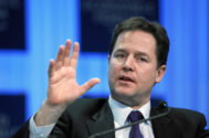Las puertas giratorias de Facebook: ficha al ex viceprimer ministro británico Nick Clegg