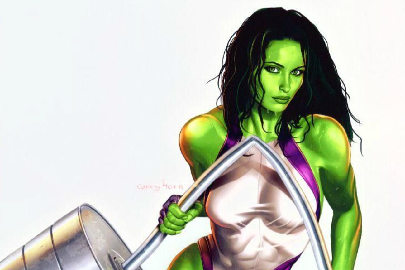Creada en plena escalada de creaciones entre Marvel y DC para evitar...