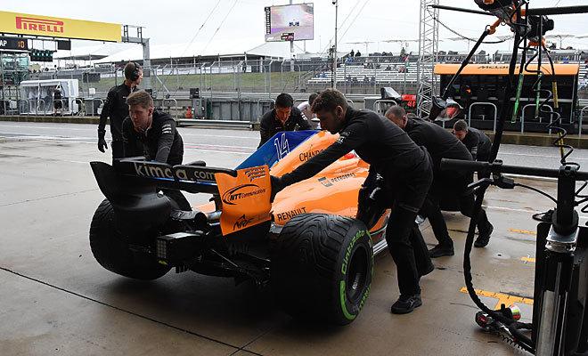 McLaren, incapaz de dar un año completo a Alonso en la IndyCar: