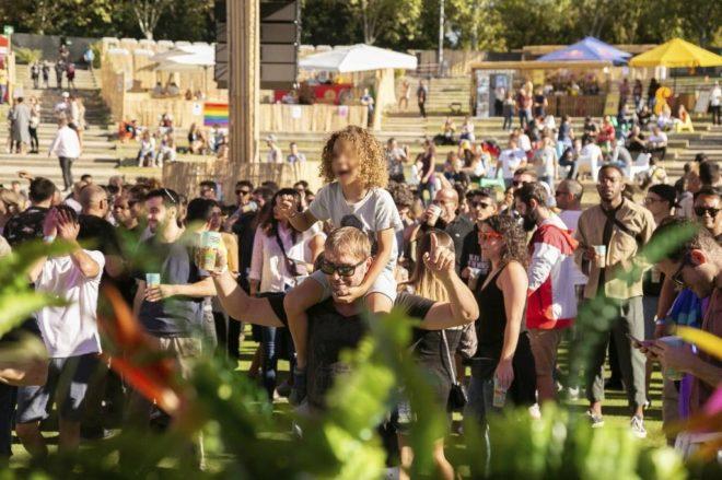 'Brunch in the park, el festival que no lo es: en domingo, de día y también para niños