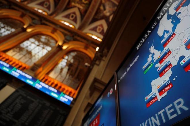 La igualdad se desploma en la Bolsa española