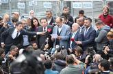 Turan Kislakçi, amigo íntimo del periodista Jamal Khashoggi, reclama...