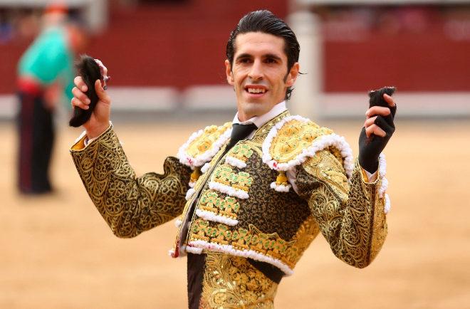 El torero Alejandro Talavante.