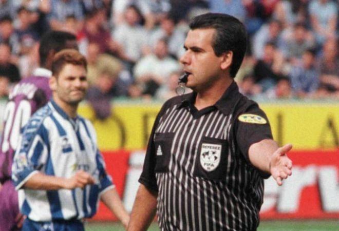 El calvario del ex árbitro Brito Arceo, arruinado y a punto de ser desahuciado: