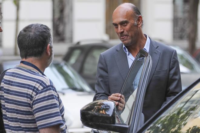 El empresario y marido de la periodista Ana Rosa Quinta, Juan Muñoz