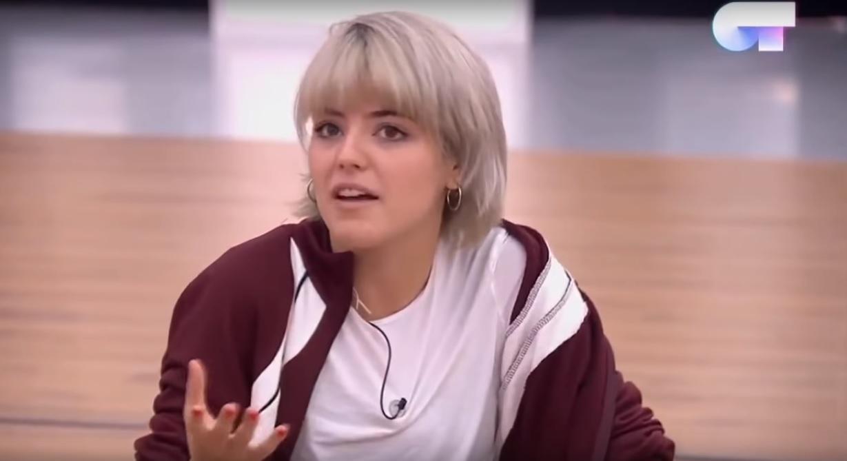The contestant Alba Reche a1ba4b49f55