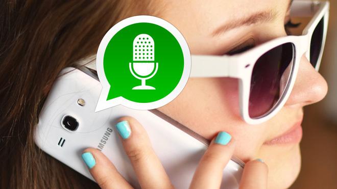 WhatsApp estrena una nueva manera de reproducir audios