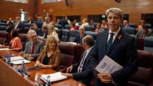 Madrid: el PP acepta las tres condiciones de Ciudadanos para apoyar sus presupuestos